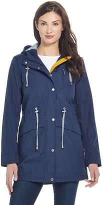 Weatherproof Bonded Hooded 3/4 Anorak Jacket