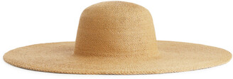 Arket Wide-Brim Straw Hat