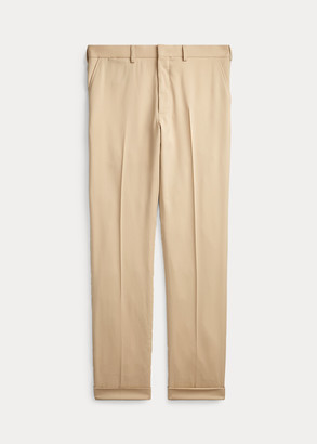 Ralph Lauren Gregory Wool Gabardine Trouser