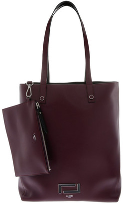 Lancel Pia Double-Handle Tote Bag