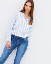 Sportscraft Bailey Stripe Shirt