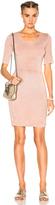 Raquel Allegra Jersey Twist Dress
