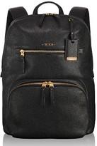 Tumi Voyageur Halle Leather Backpack - Black