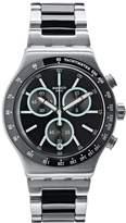 Swatch IRONFRESH Watch schwarz