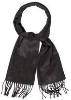 Christian Dior Cashmere Rectangle Scarf