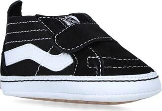 Vans Kids Suede Sk8-Hi Sneakers