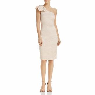 Eliza J Women's One Dress with Bow Shoulder Detail