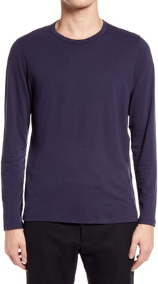 Closed Cotton & Cashmere Long Sleeve T-Shirt