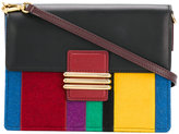 Etro striped shoulder bag