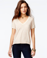 Free People Pearl's V-Neck T-Shirt