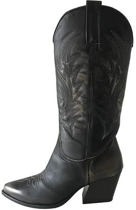 Lemaré \N Other Leather Boots
