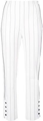 Jonathan Simkhai striped trousers
