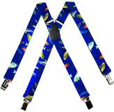 Buy Your Ties Mens Fish Suspender Made in USA