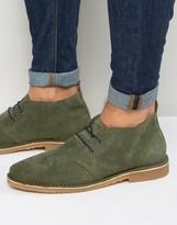 Jack and Jones Gobi Suede Desert Boots