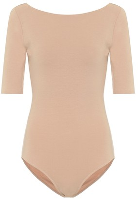 Acne Studios Stretch-cotton bodysuit