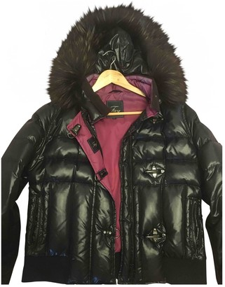Fay Black Jacket for Women