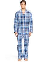 Ralph Lauren Plaid Cotton Sleep Set