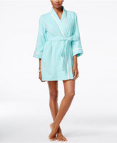 Kate Spade Happily Ever After Embroidered Terry Robe
