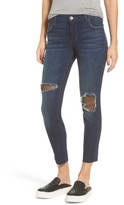 Women's Sts Blue Taylor Ripped Straight Leg Jeans