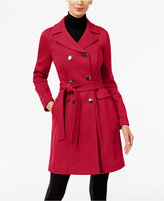 INC International Concepts Petite Trench Coat, Only at Macy's