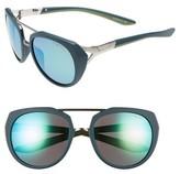 Nike Women's Flex Motion 54Mm Sport Sunglasses - Matte Black