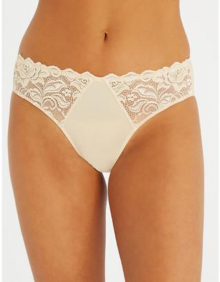 Wacoal Eglantine lace bikini briefs