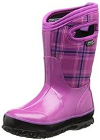 Bogs Classic Winter Plaid Winter Snow Boot