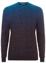 Missoni Zigzag Degrade Sweater