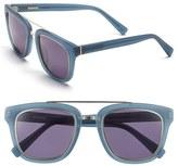 Derek Lam 'Prince' 50mm Aviator Sunglasses