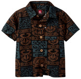 Quiksilver Ohu Woven Short Sleeve Shirt (Baby Boys)