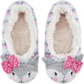Accessorize Chloe Cat Ballerina Slippers