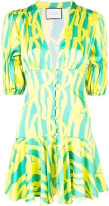 Alexis Indun mini dress