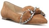 Sam Edelman Women's Rochester Bow Pointy Toe Flat