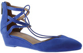 Kenneth Cole Reaction Women's Why Not Ghillie Flat