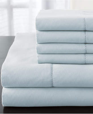 Solid Luxury 1200-Thread Count 6-Pc. California King Sheet Set Bedding