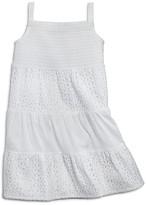 Design History Girls' Eyelet Dress - Little Kid