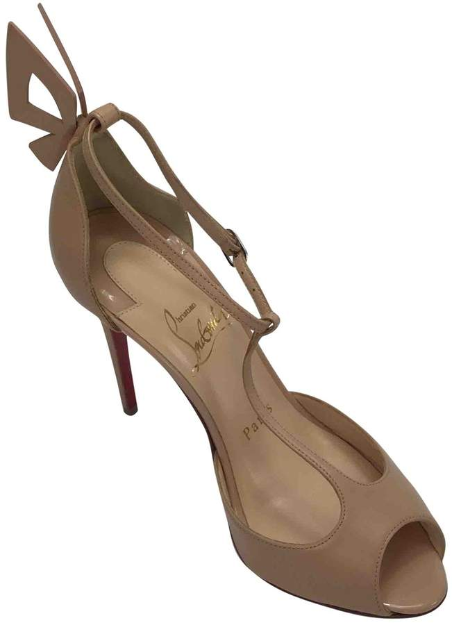 Christian Louboutin Other Leather Heels