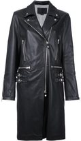 Alexander Wang elongated biker jacket