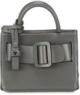 Boyy Grey Bobby Charm Mini Bag