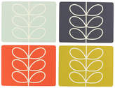 Orla Kiely Placemats Linear Stem (Set of 4)