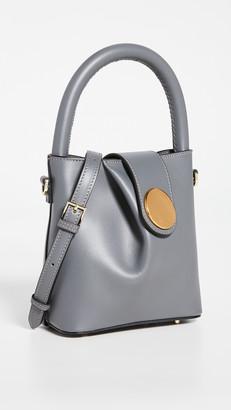 Elleme Small Buck Satchel Bag