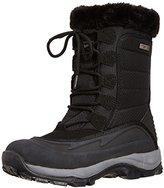 Trespass Womens Stalagmite Snow Boots FAFOBOJ20001 Black41 EU