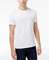 HUGO BOSS BOSS Orange Men's Graphic-Print Cotton T-Shirt