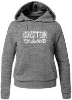 Led Zeppelin Printed Hoodies Led Zeppelin Printed For Ladies Womens Hoodies Sweatshirts Pullover Tops