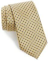 Nordstrom 'Three Color Nate' Geometric Silk Tie