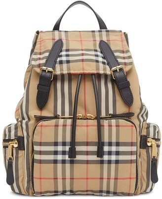 Burberry medium Vintage check rucksack