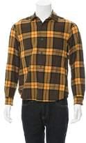 TOMORROWLAND Plaid Flannel Shirt