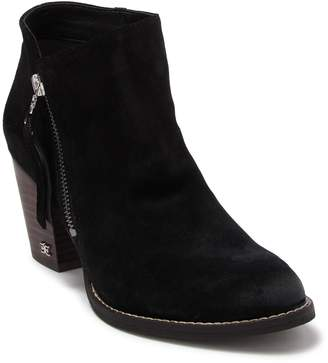 Sam Edelman Macon Suede Ankle Boot