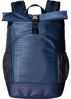 Tommy Hilfiger Urban-Roll Top Backpack-Nylon