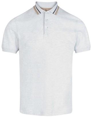 Brunello Cucinelli Slim fit polo shirt